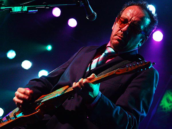 Montreux Jazz Festival 2005: Elvis Costello & the Attractions, July 7, 2005, Auditorium Stravinski