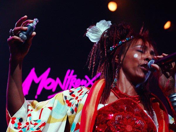 Montreux Jazz Festival 2005: Zap Mama, July 8, 2005, Miles Davis Hall