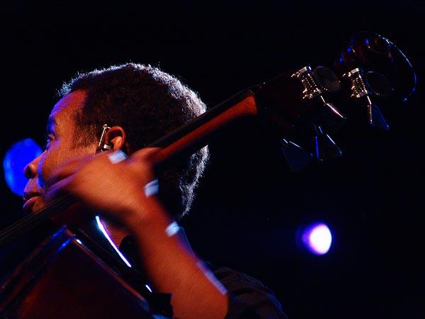 Montreux Jazz Festival 2005: Stanley Clarke (Trio! with Jean-Luc Ponty & Bela Fleck), July 8, 2005, Casino Barrière