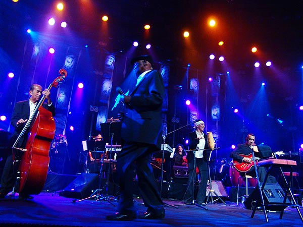 Montreux Jazz Festival 2005: Ibrahim Ferrer, July 10, 2005, Auditorium Stravinski
