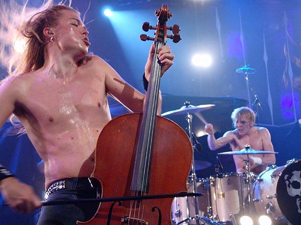 Montreux Jazz Festival 2005: Apocalyptica, July 12, 2005, Auditorium Stravinski