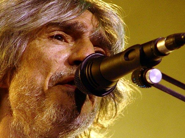 Paléo Festival 2005, mercredi 20 juillet: Louis Bertignac, Chapiteau.