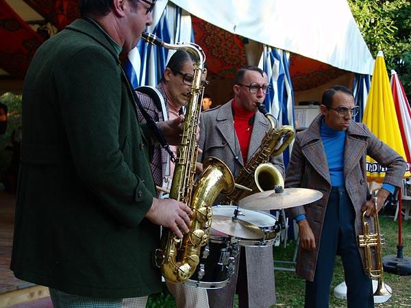 Paléo Festival 2005: 2 Rien Merci, vendredi 22 juillet au Service de presse.