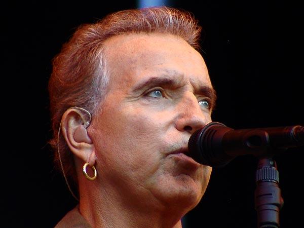 Paléo Festival 2005: Bernard Lavilliers, samedi 23 juillet, Grande Scène.