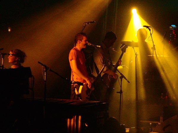 Paléo Festival 2005: Sigur Rós, samedi 23 juillet, Chapiteau.