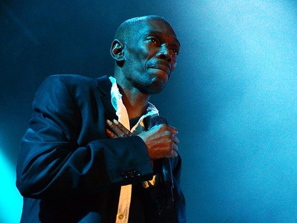 Paléo Festival 2005: Faithless, samedi 23 juillet, Grande Scène.