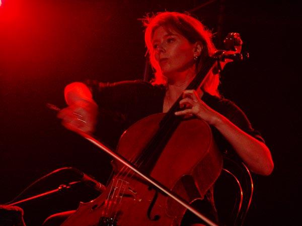 Paléo Festival 2005: Pink Martini, dimanche 24 juillet, Chapiteau.