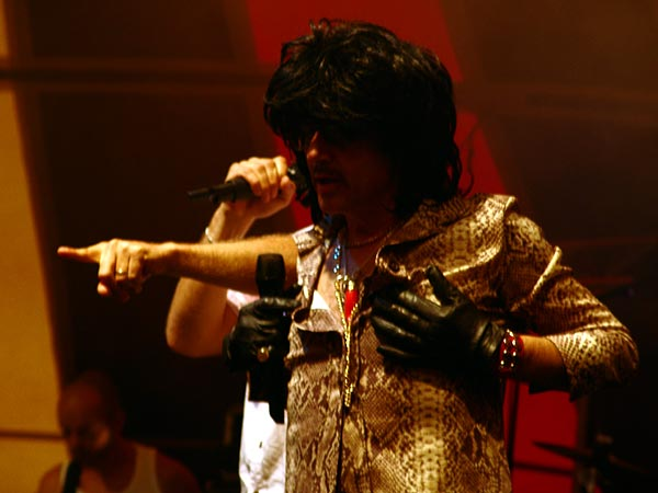 Oaistar, «La Comedia Provençala« au World Music Festival d'Oron, samedi 30 juillet 2005.
