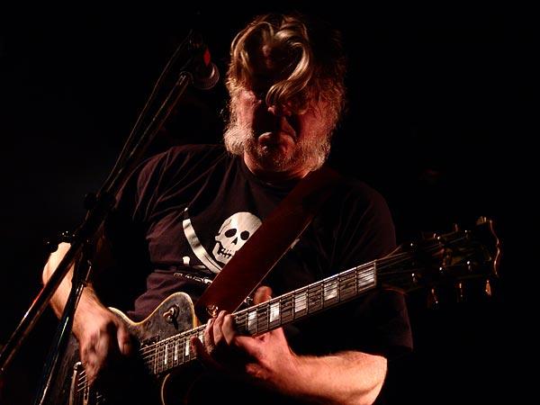 Parabellum (durant le soundcheck), Ned - Montreux Music Club, samedi 22 octobre 2005.