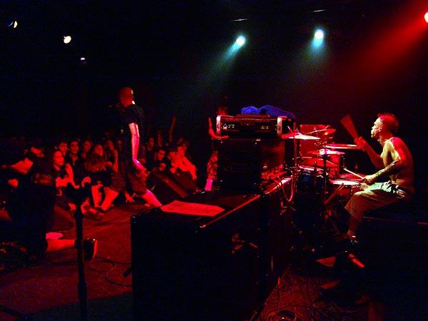 Lofofora, Ned - Montreux Music Club, samedi 22 octobre 2005.