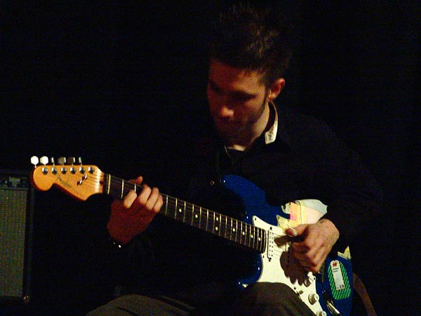 Yves Regamey (3e prix), Nuits de la Guitare, EJMA Lausanne, vendredi 4 novembre 2005.