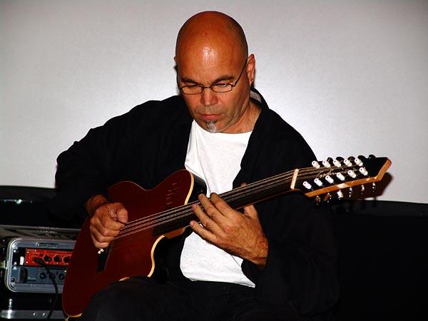 Dominique Bettens, Nuits de la Guitare, EJMA Lausanne, vendredi 4 novembre 2005.
