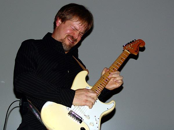 Kevin Ferguson, Nuits de la Guitare, EJMA Lausanne, vendredi 4 novembre 2005.