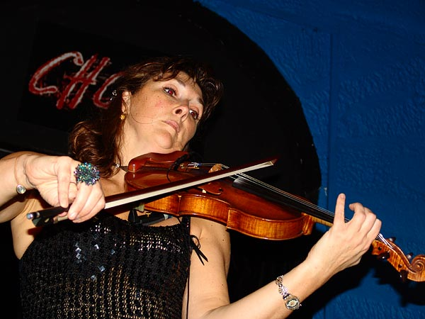 Les Pierres Noires, Nuits de la Guitare, Chorus Lausanne, vendredi 4 novembre 2005.