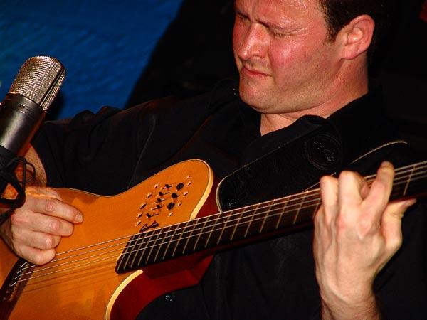 Sylvain Luc, Nuits de la Guitare, Chorus Lausanne, vendredi 4 novembre 2005.