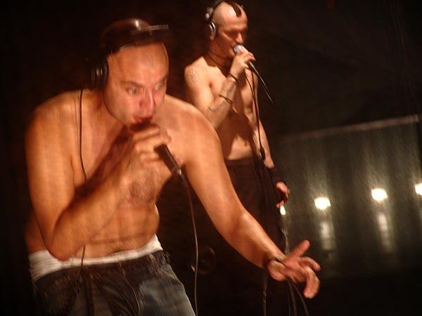 Performance Camp Victory, Nuits de la Guitare, EJMA Lausanne, samedi 5 novembre 2005.