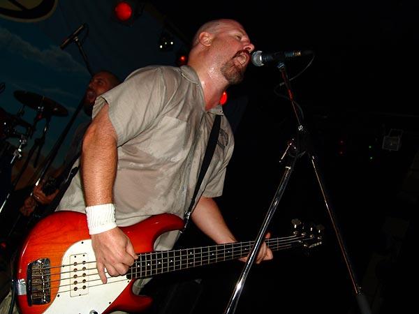 Pro-Pain, Ned - Montreux Music Club, vendredi 18 novembre 2005.