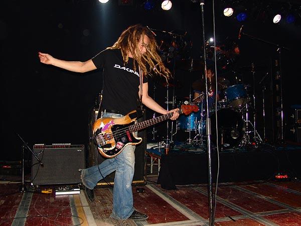 Nada Surf, Ned - Montreux Music Club, samedi 26 novembre 2005.