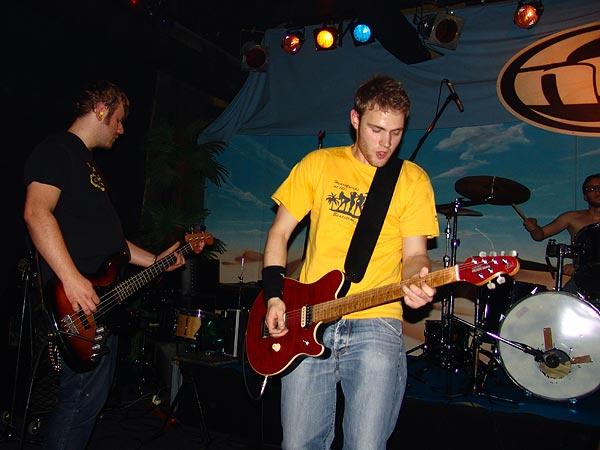 Skafield, Ska-Punk Night, Ned - Montreux Music Club, samedi 3 décembre 2005.