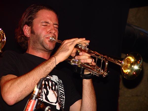 NGuru, Ska-Punk Night, Ned - Montreux Music Club, samedi 3 décembre 2005.