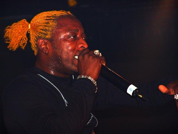 Elephant Man, Top of Ragga Dancehall, Ned - Montreux Music Club, dimanche 11 décembre 2005.