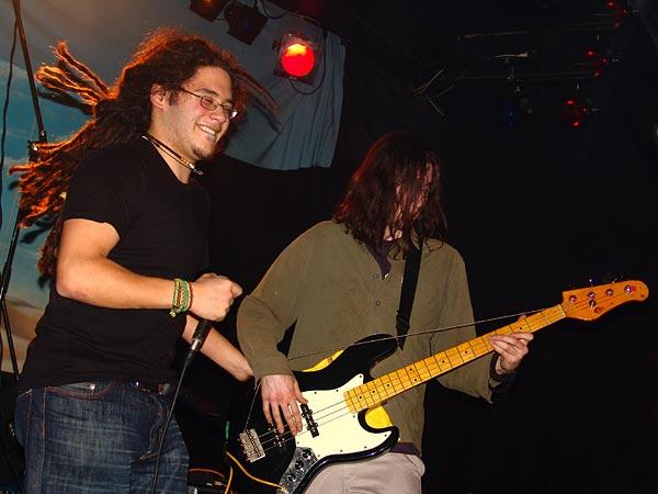 Anticonform-X, Ned - Montreux Music Club, vendredi 16 décembre 2005.