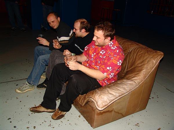 Propagande.X, Ned - Montreux Music Club, Punk & Ska Night, samedi 11 février 2006.