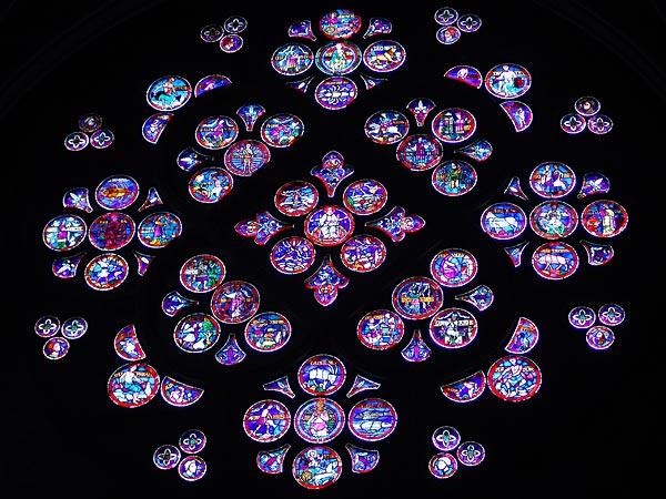Cathédrale de Lausanne, mars 2006