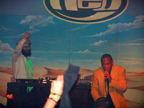 BB Seaton, Ned - Montreux Music Club, Empire Skate Building Night, vendredi 21 avril 2006.