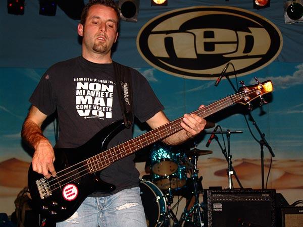 Nevermind, Ned - Montreux Music Club, Hommage à Nirvana, samedi 29 avril 2006.