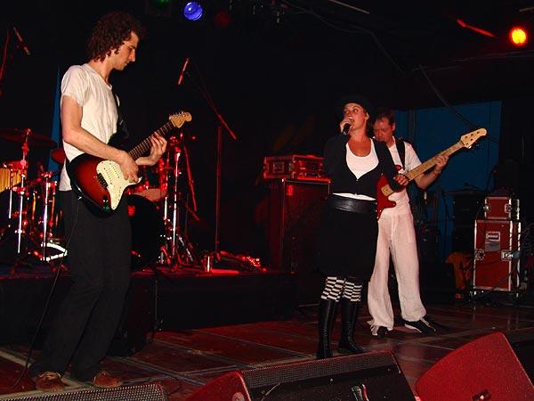 Skaramouche, Ned - Montreux Music Club, Ska Night, vendredi 12 mai 2006.