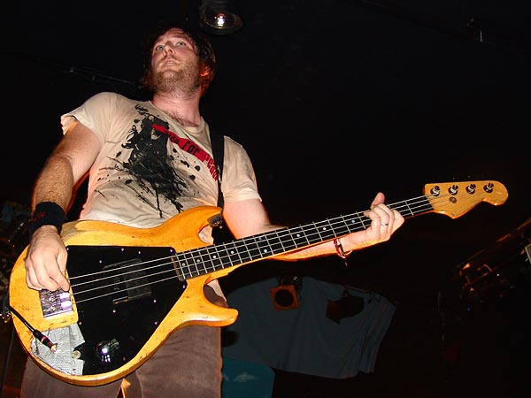 Darkest Hour, Ned - Montreux Music Club, Death Metal Night, mercredi 21 juin 2006.