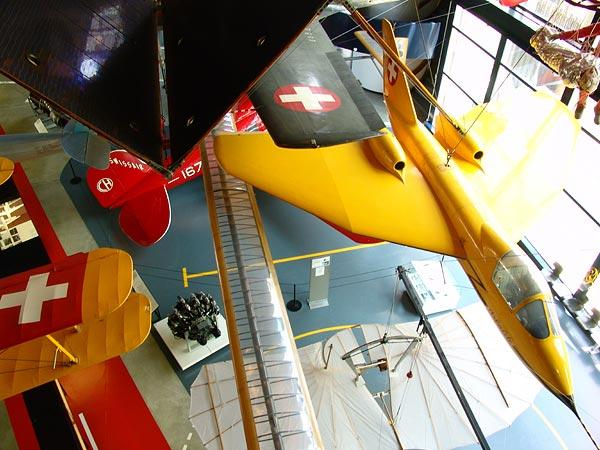 Musée des Transports, Lucerne, July 2006.