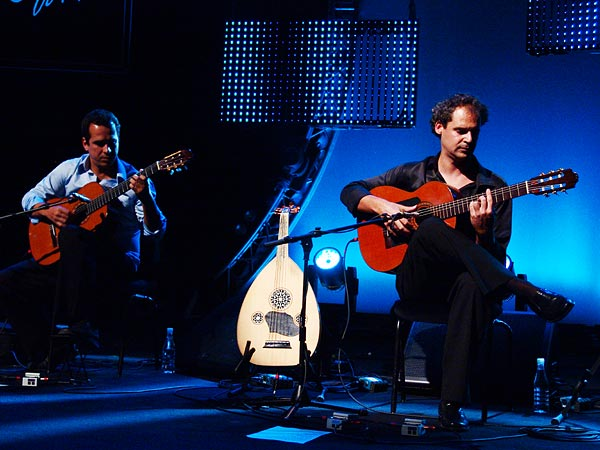 Montreux Jazz Festival 2006: Ney Matogrosso, July 7, Auditorium Stravinski