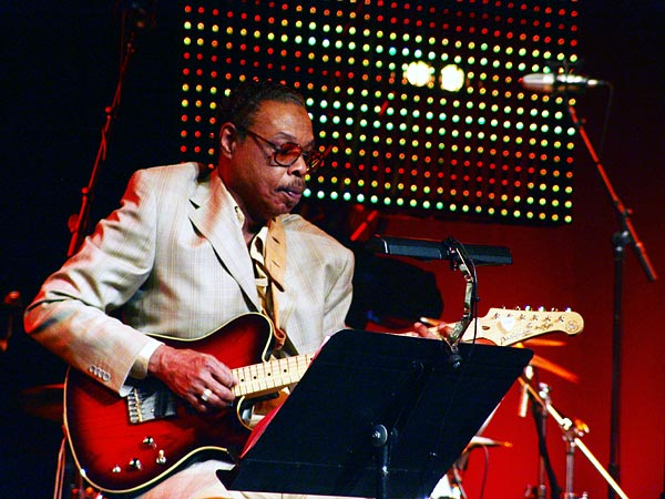 Montreux Jazz Festival 2006: Ahmet Ertegun Tribute Part 1, Les McCann & guests, June 30, 2006, Auditorium Stravinski