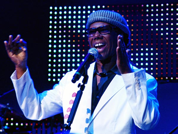 Montreux Jazz Festival 2006: Ahmet Ertegun Tribute Part 2, Nile Rodgers & Chic & guests, June 30, 2006, Auditorium Stravinski