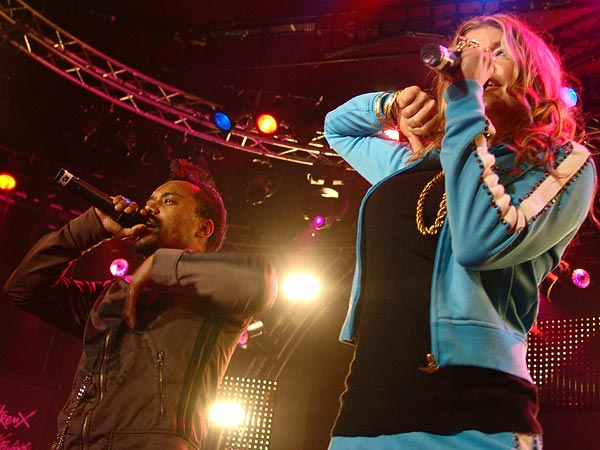 Montreux Jazz Festival 2006: Black Eyed Peas, July 1, Auditorium Stravinski