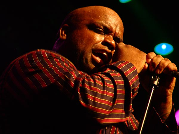 Montreux Jazz Festival 2006: Gnarls Barkley, July 1, Miles Davis Hall