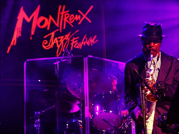 Montreux Jazz Festival 2006: Ornette Coleman, July 2, Auditorium Stravinski