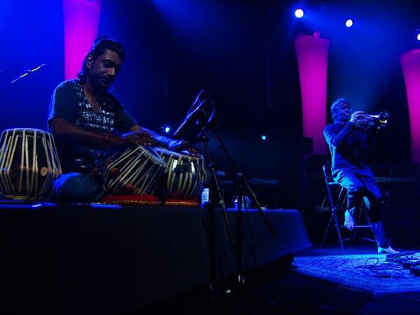 Montreux Jazz Festival 2006: Murcof feat. Erik Truffaz & Talvin Singh, July 3, Miles Davis Hall