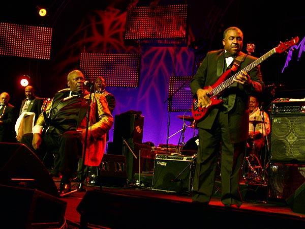 Montreux Jazz Festival 2006: B.B. King, July 3, Auditorium Stravinski