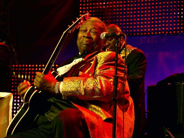 Montreux Jazz Festival 2006: B.B. King, July 3, Auditorium Stravinski