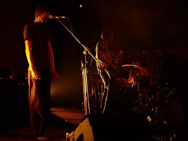 Montreux Jazz Festival 2006: Sigur Rós, July 3, Miles Davis Hall