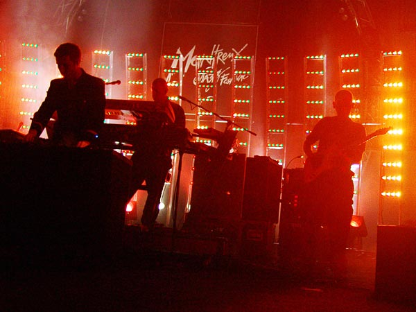 Montreux Jazz Festival 2006: Massive Attack, July 4, Auditorium Stravinski