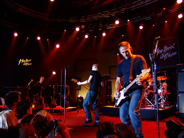 Montreux Jazz Festival 2006: Bryan Adams, July 6, Auditorium Stravinski