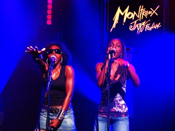 Montreux Jazz Festival 2006: Bilal, July 7, Miles Davis Hall
