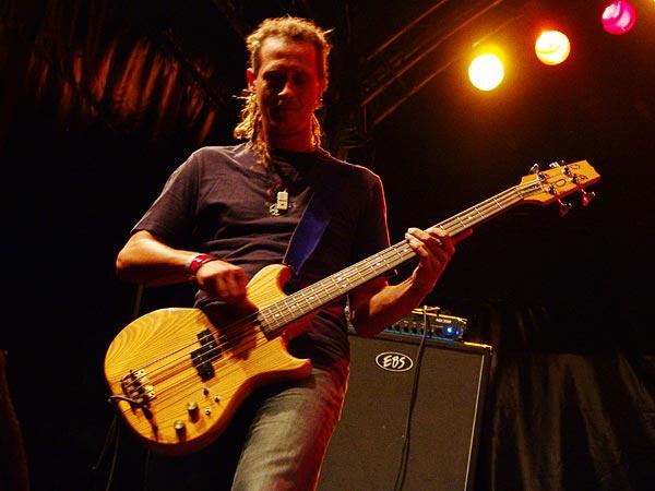 Montreux Jazz Festival 2006: 3 Daft Monkeys, July 7, Under the Sky Festival, Parc Vernex