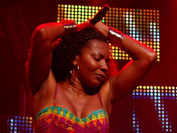 Montreux Jazz Festival 2006: Margaret Menezes, July 8, Auditorium Stravinski
