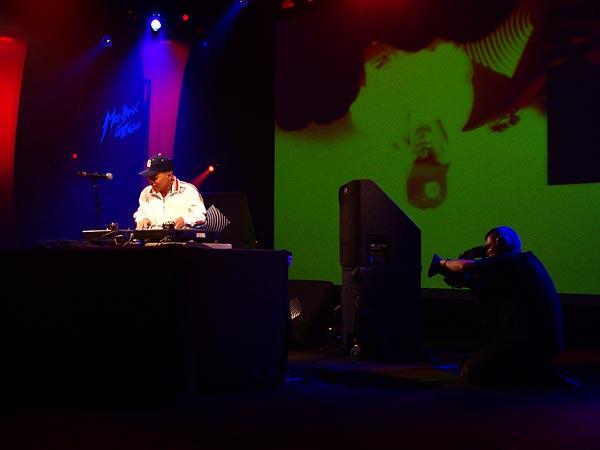 Montreux Jazz Festival 2006: Q-Bert, July 8, Miles Davis Hall