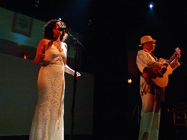 Montreux Jazz Festival 2006: Gotan Project, Miles Davis Hall, July 9, 2006